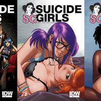 SuicideGirls (in Comics)