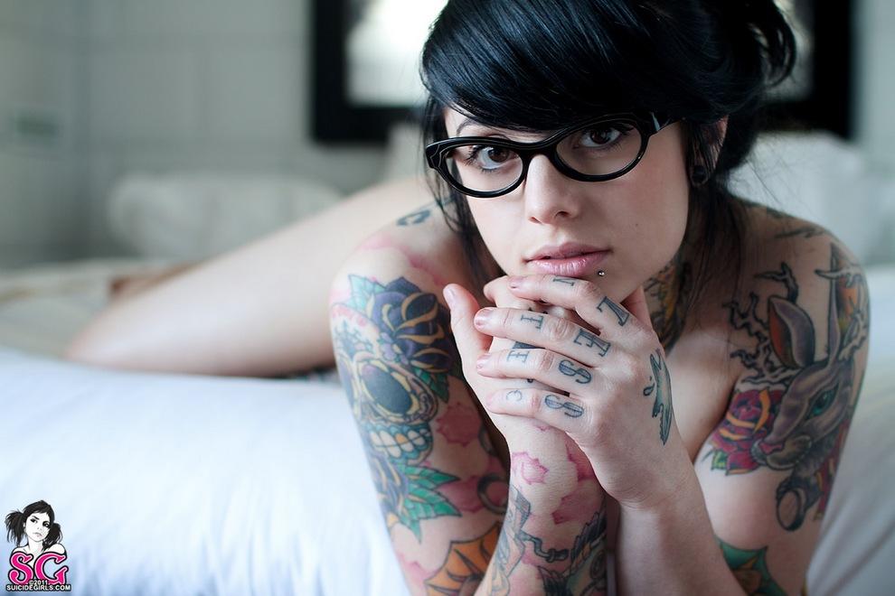 Missy punk girl naked accept
