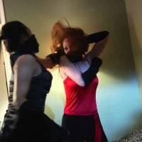 Mega Ninja Cat Fight