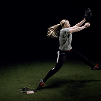 Poise and Grace in Fastpitch Softball