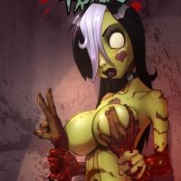 """Zombie Tramp Vol.2 ... """"Arghhh!!"""""""