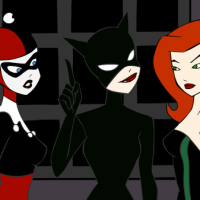 Gotham Girls: The Flash Animation Series