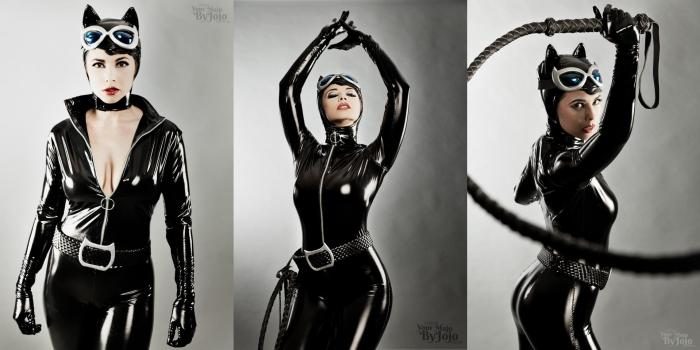 Cat Woman - photo by Jo Arellanes