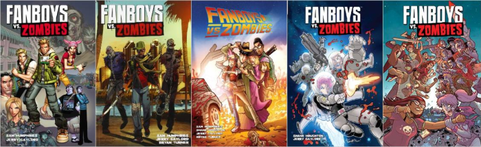 Fanboys_vs_Zombies_Covers