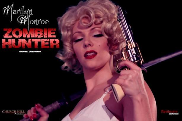 Marilyn_Monroe_Zombie_Hunter_Promo_Still_01B