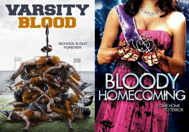 Varsity_Blood_Bloody_Homecoming_Posters