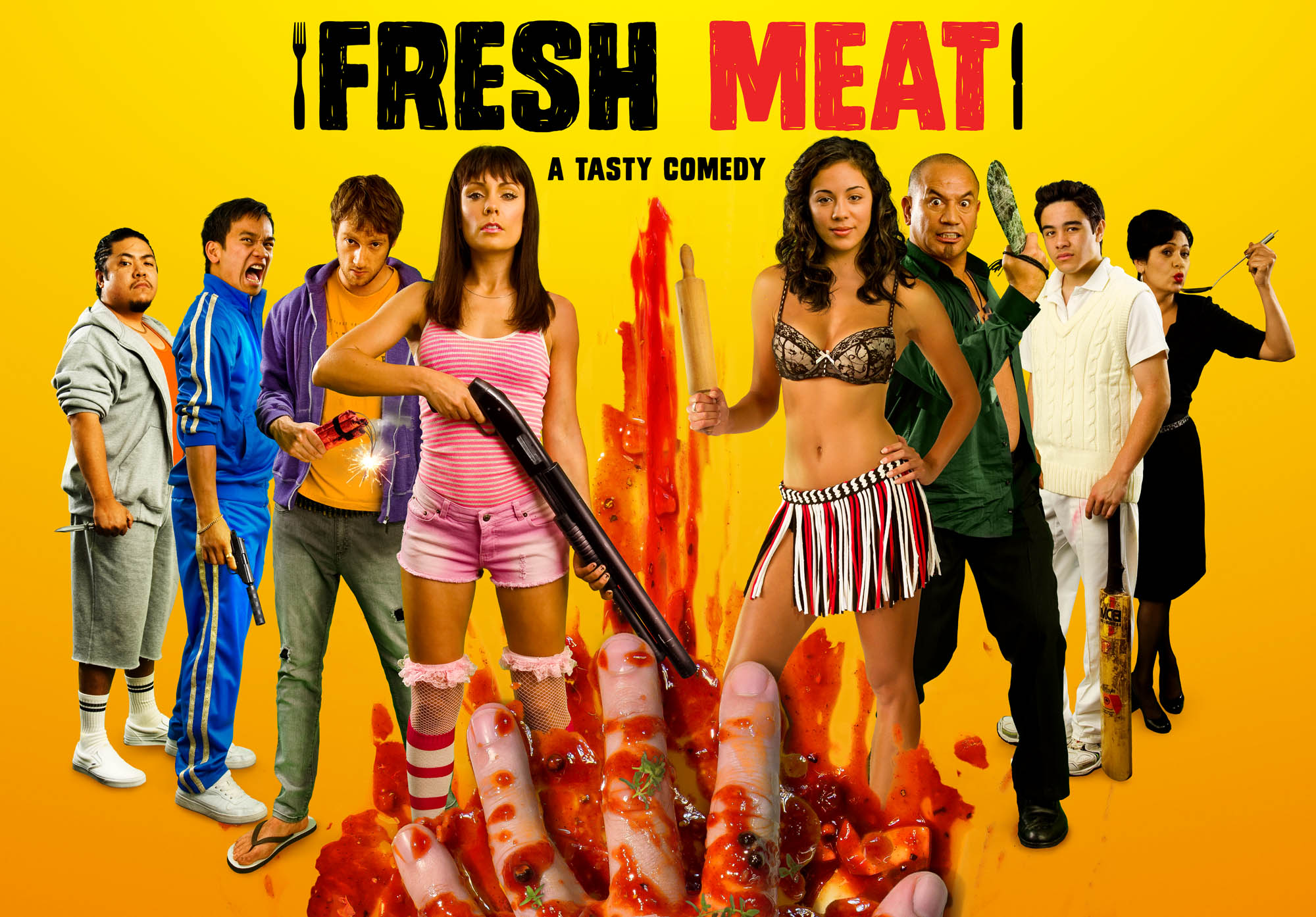 Fresh Meat | My Heart Explodes