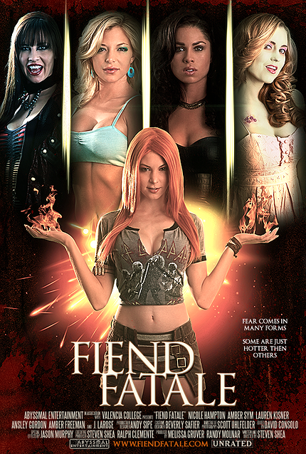 Fiend_Fatale_Concept_Poster