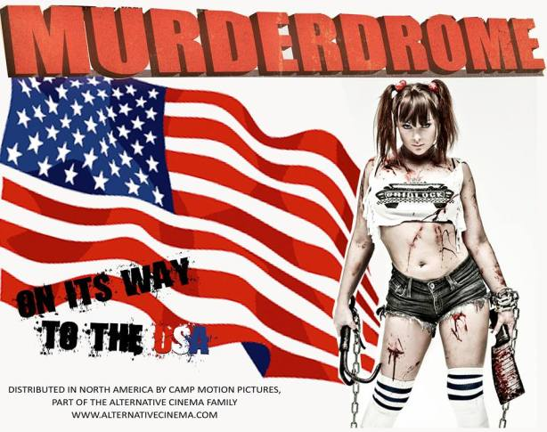MurderDrome_US_poster
