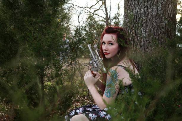 rockabilly_zombie_hunter_by_rockermichele_3B