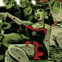 Rockabilly Zombie Queen