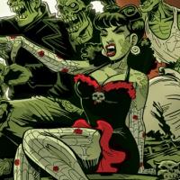 Rockabilly Zombie Queen