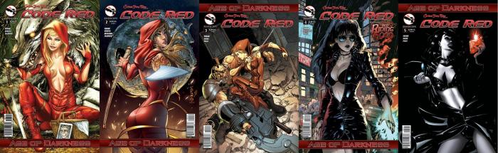 Grimm_Fairy_Tales_Code_Red-covers