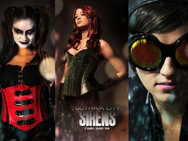 Gotham_City_Sirens_Terrell_Culbert_poster