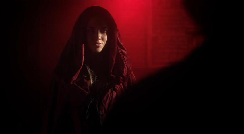Avengers Grimm Elizabeth Peterson
