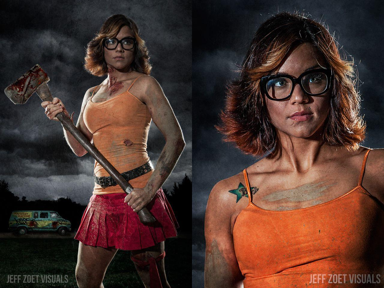 Apologise, but, Scooby doo velma hot ass think