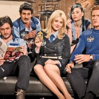 """They call us Danger 5!"""