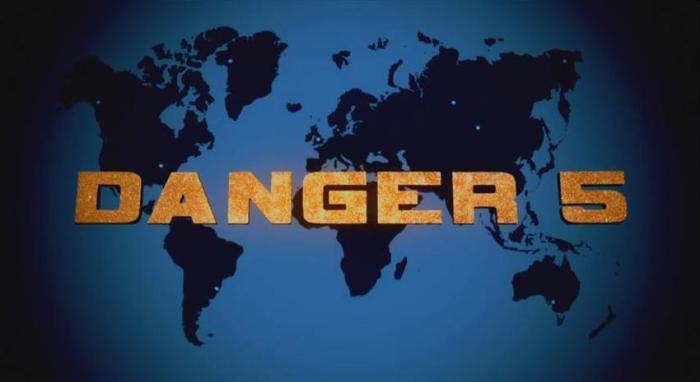 Danger-5-S1-Title