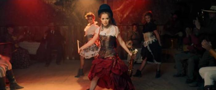 Steampunk'd Lindsey Stirling! | My Heart Explodes