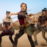 Steampunk'd Lindsey Stirling!