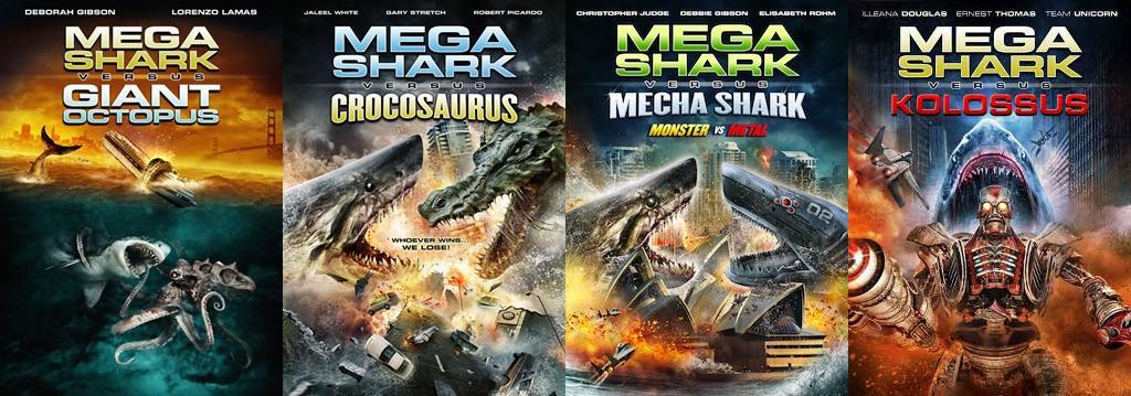 Team Unicorn vs  Mega Shark! | My Heart Explodes